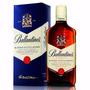 Whisky Ballantines 1000ml Finest Blended Scotch Escocia