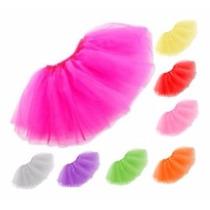 Tutu Para Las Princesas !!! Variedad De Colores
