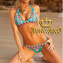 Malla Bikini Importada Estilo Victoria Secrets Art 3352
