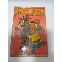 Antigo Gibi Zé Carioca 21-05-1968