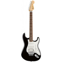 Guitarra Fender Standard Strat Hss Floyd Rose   Méxco   Bk