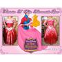 Fantasia Princesa Disney Luxo Aurora A Bela Adormecida