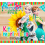 2x1 Mega Kit Imprimible Personalizable Frozen Fever