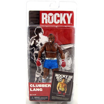 Rocky 3: Clubber Lang - Blue Trunks - Neca Toys