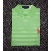 Camisa Polo Ralph Lauren Tamanho M Nova Original Algodão