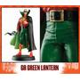 Dc Aguilar Figura De Plomo Ga Green Lantern