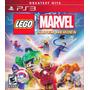 Lego Marvel Ps3 Disco Nuevo Y Sellado Somos Tienda