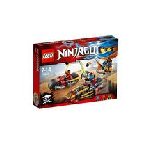 Lego Ninjago 70600 Persecuciòn En La Moto Ninja Envio Gratis
