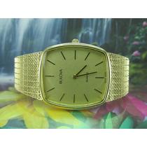 Relógio Bulova 82305 Original 1987, Novo Na Caixa.