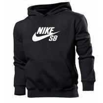 Blusa Moleton Nike Sb - Super Promoção