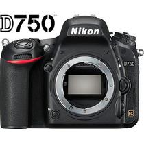 Oferta Camara Nikon D750 Dslr Full Frame Wifi Cuerpo Factura