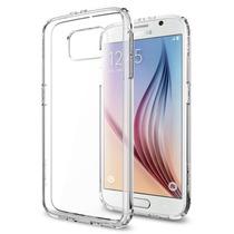 Forro Samsung Galaxy S6 Spigen Ultra Hybrid Crystal Clear