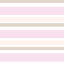 Papel De Parede Listrado Rosa Branco Bege Nude Adesivo
