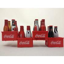 Coleção Completa Mini Garrafinhas Da Galera 2015 Coca Cola
