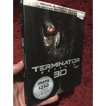 Terminator Genesis Tercera Dimension Bluray 3d Remato