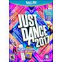 Juego Just Dance 2017 Nintendo Wii U Original Nuevo