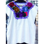 Camisola Mexicana, Blusa Bordada<br><strong class='ch-price reputation-tooltip-price'>$ 700<sup>00</sup></strong>