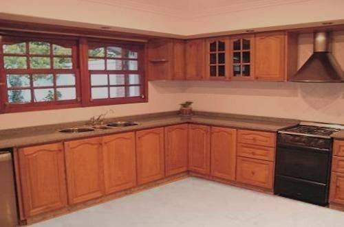 Muebles de cocina algarrobo   madera en mercado libre argentina