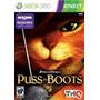 Puss In Boots Gato Con Botas Kinect Nuevo Xbox 360 Dakmor