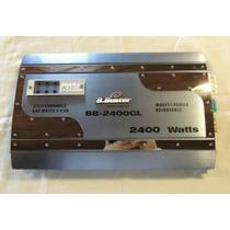 Modulo B.buster.2400w.bb2400gl.amplificador.4ch