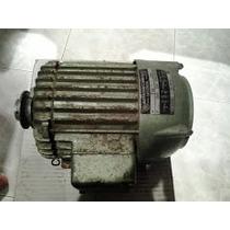Motor Para Maquina De Carpinteria 220 - 380vac ( Usado )