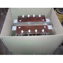 Transformador Trifasico Tipo Seco 40 Kva 220/440 Y 380 Vca