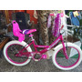 Bicicleta Nena Rodado 20 Top Mega Princess