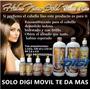 Brillo De Oro Hidra Nano Gold 1 Lt Alisa Hidrata Da Brillo