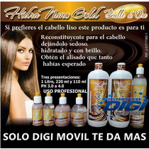 Brillo De Oro Hidra Nano Gold 1 Lt Digi Movil
