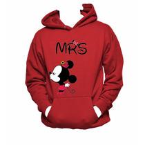 Sudaderas2x1 Parejas Enamorados Amigos Novios Mickey Mouse