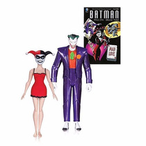 Batman Mad Love Joker Harley Quinn 2 Ed.