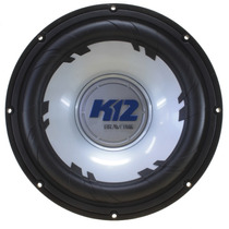 Subwoofer Bravox 12 650w Rms K12 4+4 Sub 12