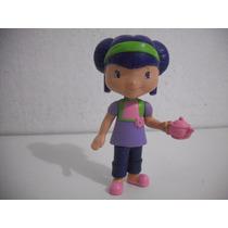 Brinquedo Personagem Uvinha 9,5 Cm Usado Bom Estado