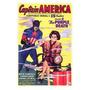 Poster (28 X 43 Cm) Captain America