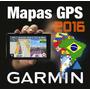 Mapas Garmin 2016 Argentina Y Limítrofes,envío Ya!