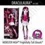 Monster High Draculaura Frightfully Tall Ghouls 43cm