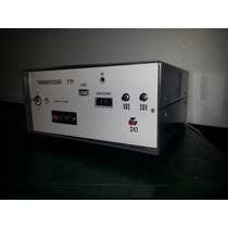 Transmisor Fm De 5 Watios Digital Pll Con Control Usb Slot S