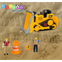Caterpillar Bulldozer Máquina De Construccion Motorizado