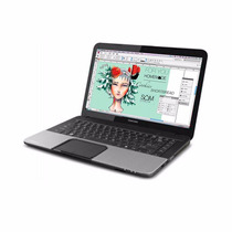 Notebook Toshiba (cel/15/4g/500g/w8) Dmaker