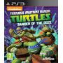 Tortugas Ninja Danger Of The Ooze Ps3