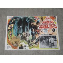 Mil Máscaras, El Robo De Las Momias De Guanajuato , Poster