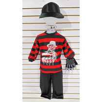Disfraz Freddy Krueger Disfraces Trajes Vestidos Halloween