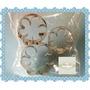 Cortantes De Flor No Me Olvides Tortas Cupcakes Cookies X3