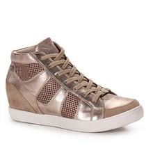 Tênis Sneaker Feminino Orcade - Dourado(a)