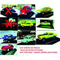 Miniatura Carros Inesquecíveis Leia O Anuncio