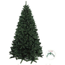 Arvore Natal 2,10 Cm Verde Com 1341 Galhos