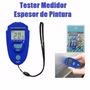 Tester Medidor Espesor Pinturas Revestimiento Latoneria 2mm