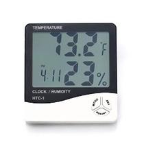 Genérico Temperatura Y Humedad Medidor Gen60528 Con El Despe