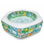 Piscina Inflable Acuario 56493 191x178x61 Cm, Intex Acolch
