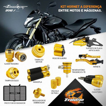 Kit De Slider Evolution Racing Honda Cb600f Cb 600f Hornet